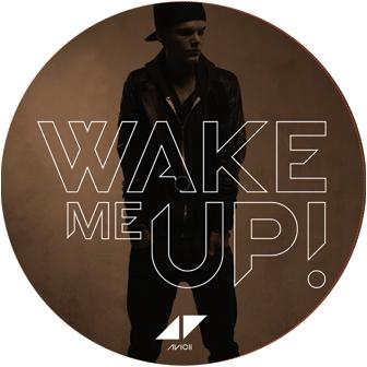 "Avicii/WAKE ME UP REMIXES 12"""