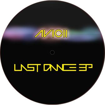 """Avicii/LAST DANCE EP 12"""""""