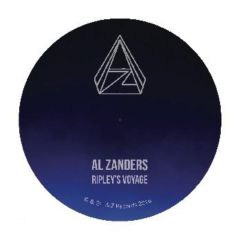 """Al Zanders/RIPLEY'S VOYAGE 12"""""""