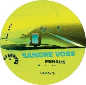 "Sangre Voss/MENDL15 EP 12"""