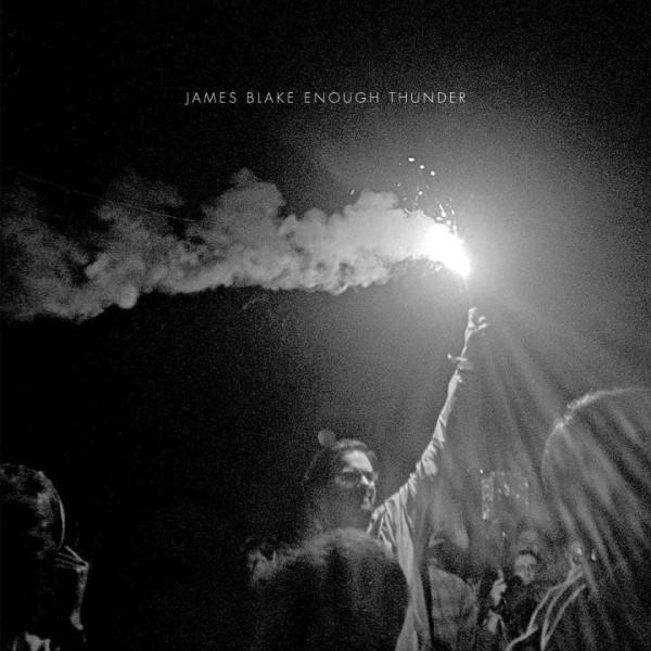 "James Blake/ENOUGH THUNDER EP 12"""