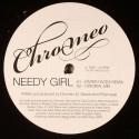 """Chromeo/NEEDY GIRLS REMIXES 12"""""""