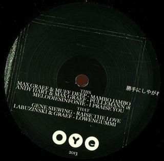 "Various/BOX AUS HOLZ & OYE - BAH006 12"""