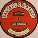"""Bangers R Mashed/PLATE 8 12"""""""