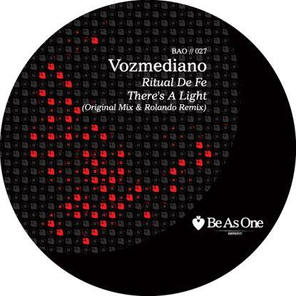 "Vozmediano/THERE'S A LIGHT - ROLANDO 12"""
