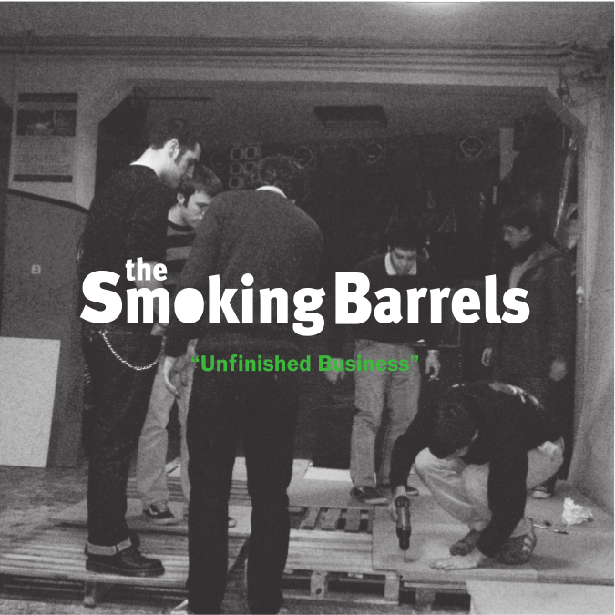 Smoking Barrels/EP 7""