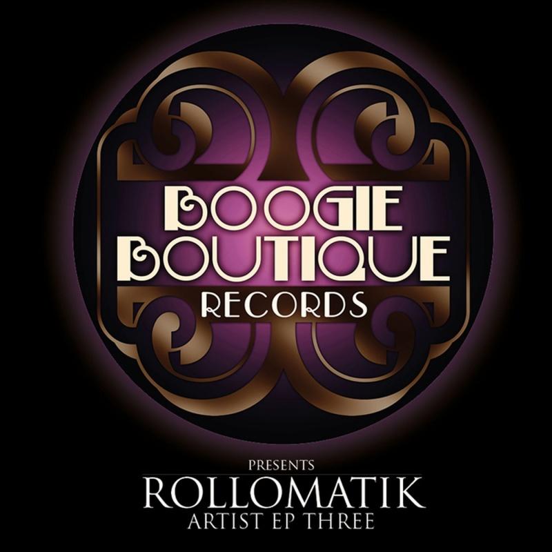 "Rollomatik/ARTIST EP THREE 12"""