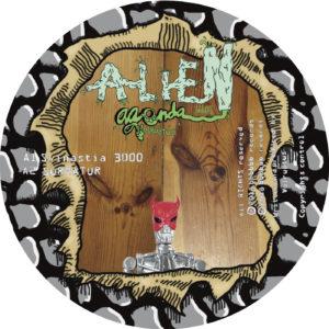 """Volruptus/ALIEN AGENDA EP 12"""""""