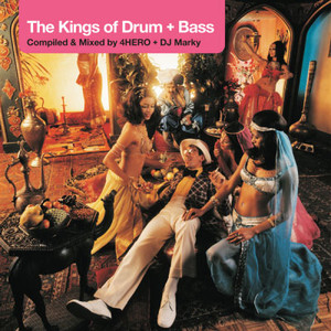 Various/KINGS OF DRUM AND BASS 3LP
