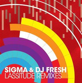 """Sigma & DJ Fresh/LASSITUDE #2 12"""""""