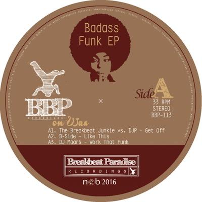 """Various/BADASS FUNK EP 12"""""""