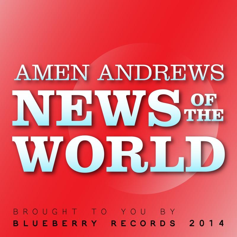 """Amen Andrews (Luke Vibert)/NEWS OF.. 12"""""""