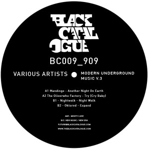 """Various/MODERN UNDERGROUND MUSIC #3 12"""""""