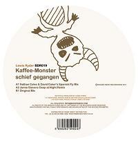 """Lewis Ryder/KAFFEE-MONSTER SCHIEF.. 12"""""""