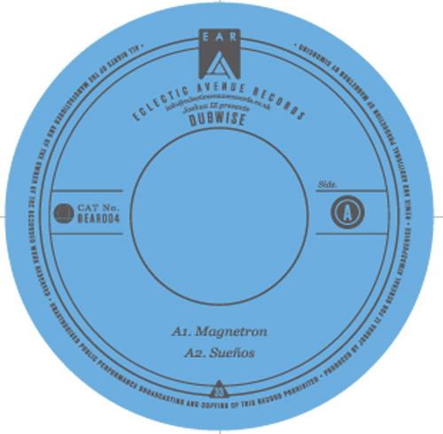"""Dubwise AKA Joshua Iz/MAGNETRON 12"""""""