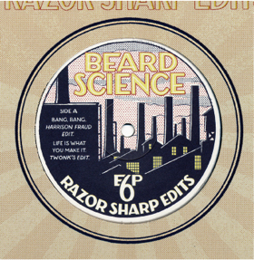 "Various/RAZOR SHARP EDITS EP #6 12"""