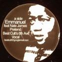 """Emmanuel/PRETEND-BEATCULT REMIX 12"""""""