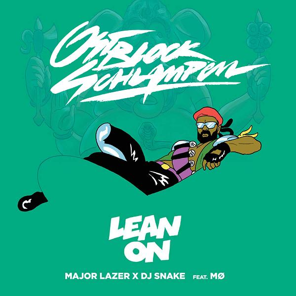 Major Lazer & DJ Snake/LEAN ON 12""