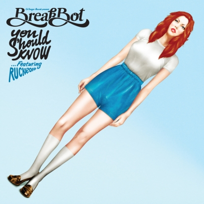 Breakbot/YOU SHOULD KNOW 12""