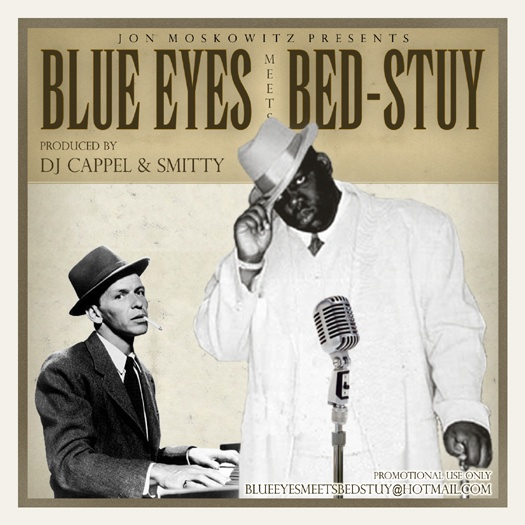 Sinatra vs Biggie/BLUE EYES BED-STUY DLP