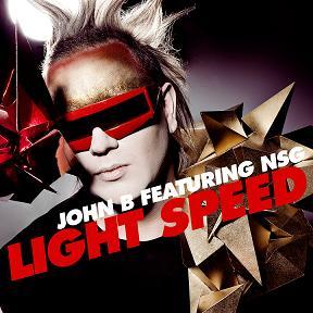 "John B/LIGHT SPEED EP D12"""