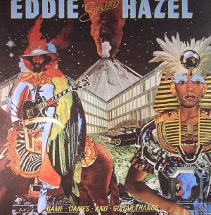 Eddie Hazel/GAME, DAMES AND GUITAR... LP