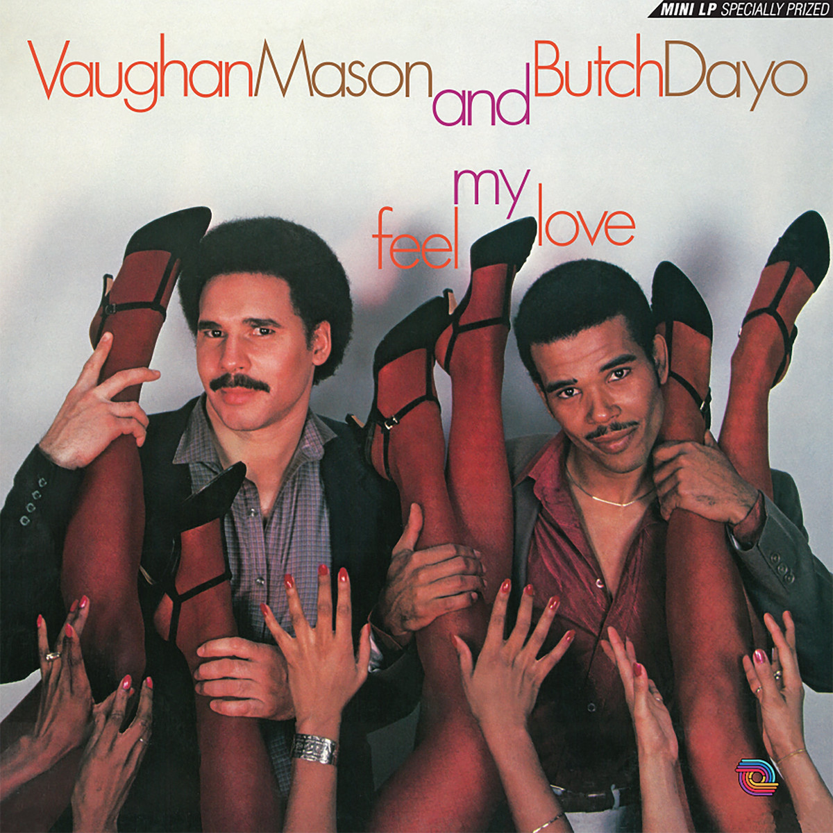 Vaughan Mason & Butch Dayo/FEEL MY...LP