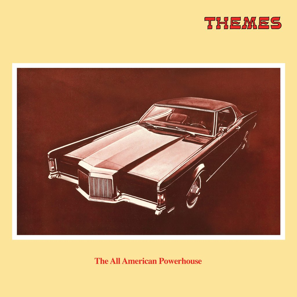 Various/THE ALL AMERICAN POWERHOUSE LP