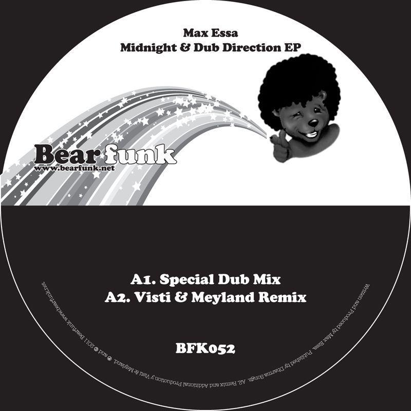 "Max Essa/MIDNIGHT & DUB DIRECTION EP 12"""