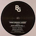 """Shane Linehan/BASIC GROOVES VOL 4 12"""""""