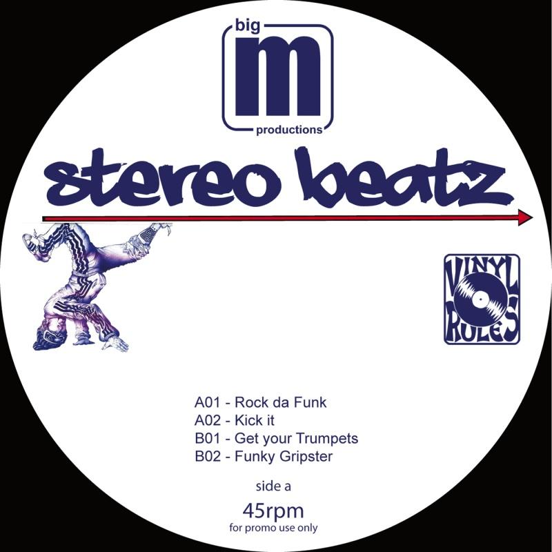 """Stereo Beatz/STEREO BEATZ EP  12"""""""