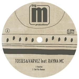 Tosses & Varvez/BIG M PRESENTS 12""