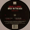 "Dave Clarke/BACK IN THE BOX #1 12"""