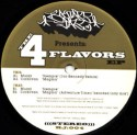 """Various/FOURFLAVOURS EP  12"""""""