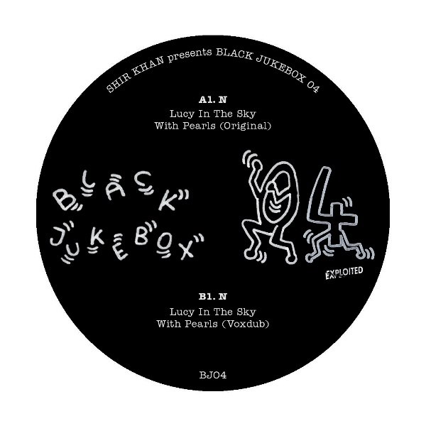 Lucy Pearl/DANCE TONIGHT REMIX 12""