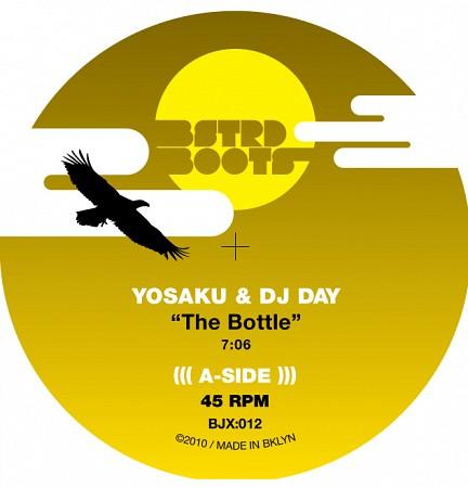 Yosaku & DJ Day/THE BOTTLE 10""