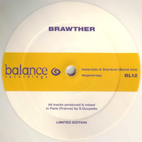 "Brawther/ASTEROIDS & STARDUST 12"""