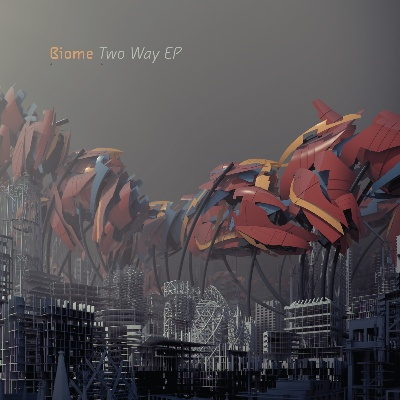Biome/TWO WAY EP D12""