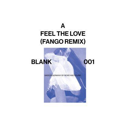 "Prins Thomas/FEEL THE LOVE-FANGO RMX 12"""