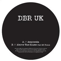 "DBR UK/ANANCONDA 12"""