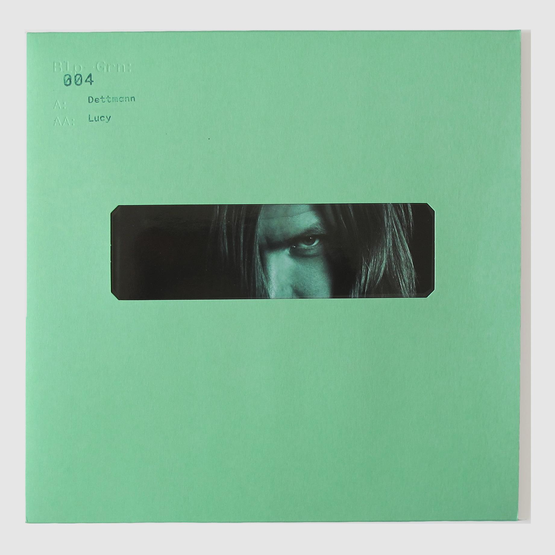 """Marcel Dettmann & Lucy/RIDE 12"""""""