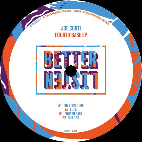 "Joe Corti/FOURTH BASE EP 12"""