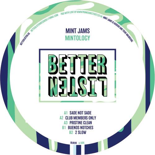 """Mint Jams/MINTOLOGY EP 12"""""""