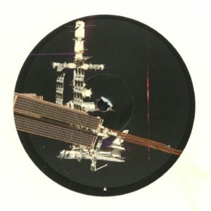 """Terrence Dixon/SPACE STATION 12"""""""
