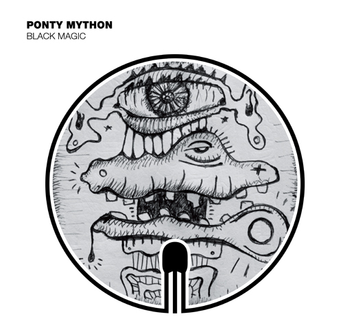 Ponty Mython/BLACK MAGIC 12""