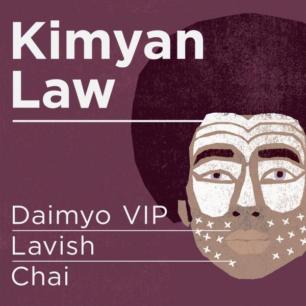 "Kimyan Law/DAIMYO VIP 12"""