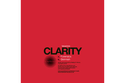 Clarity/FORENSICS 12""