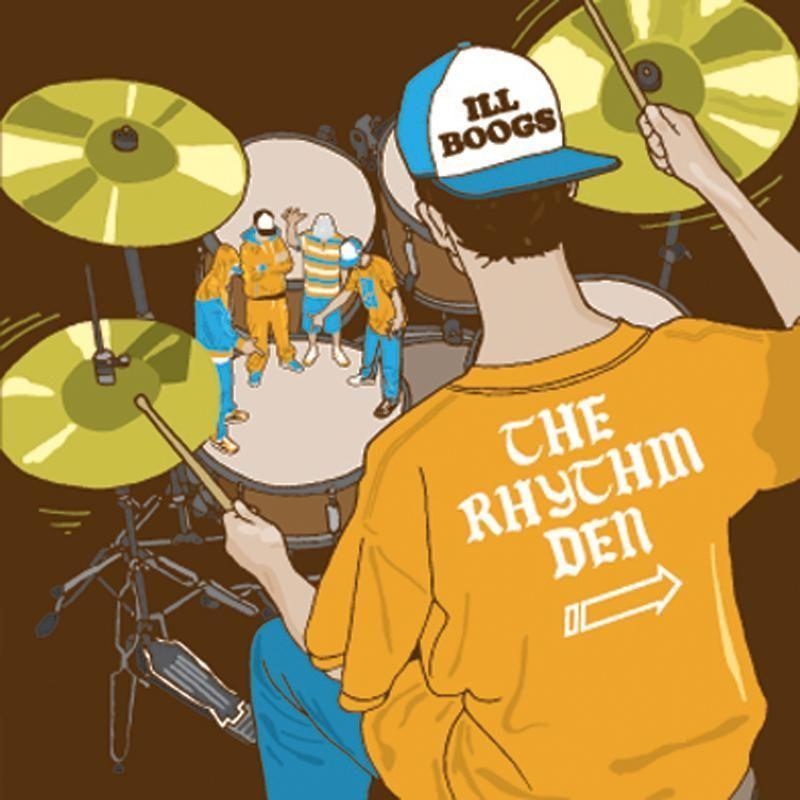 Ill Boogs/THE RHYTHM DEN CD