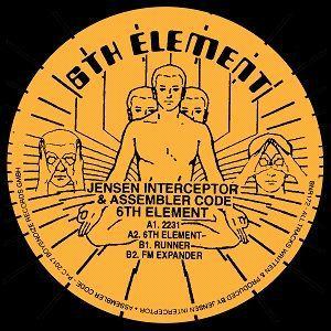 "Jensen Interceptor/6TH ELEMENT 12"""