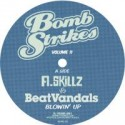 Beatvandals vs A Skillz/BLOWIN' UP 12""